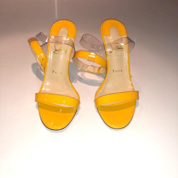 4216f110564 Christian Louboutin Shoes - 100% Authentic Christian Louboutin Jonatina